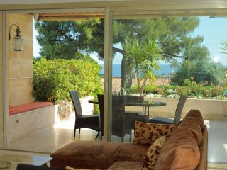 Villa Cesaree pool private garden sea view, Cannes
