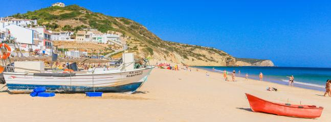 Traditional and unspoilt Salema