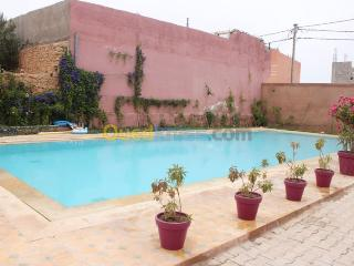 Holiday condo with nice pool in Taghazout