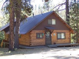 Wonderful cabin with enclosed back deck this is cozy and close to everything, come get away from it all here!, Donnelly
