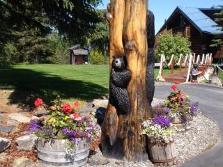 Kenai Peninsula Hand-crafted Alaskan Log Cabins, Soldotna