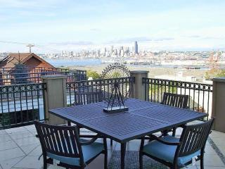 Flawless City and Mountians Views, Seattle