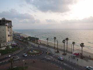 The first line, sea view in Bat Yam