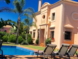 Luxury  house In an exclusive Location with golf, Sotogrande