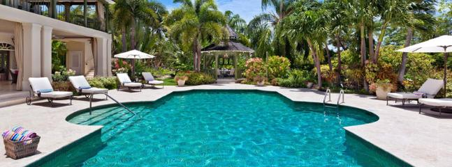 SPECIAL OFFER: Barbados Villa 80 Fantastic Views Of The Caribbean Sea And The Pool And Gardens., The Garden