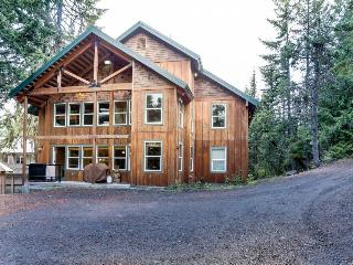 Gorgeous pet-friendly cabin with room for 12!, Government Camp