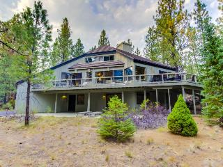 Secluded, across from Glaze Meadow Rec Center, on 2.5 acres, Black Butte Ranch