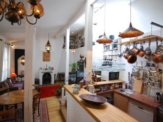 Sourire de Montmartre - 5 B&B Rooms, Paris