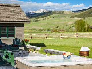 On the Elk Refuge, Sleeps 14, Jackson