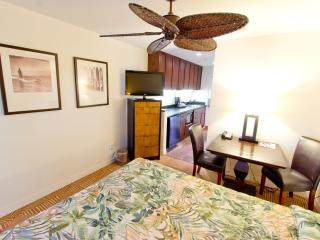 Ground Floor Studio! Walk to Front Street Lahaina