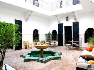 Riad Chez L'Africain - 5 bedrooms/bathrooms - 10p, Marrakech