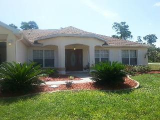 Weeki Wachee Home near state park and beach, Spring Hill