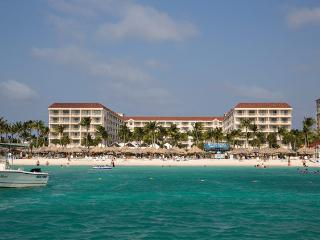 Aruba Marriott  Ocean Club Oceanfront Villa, Palm/Eagle Beach
