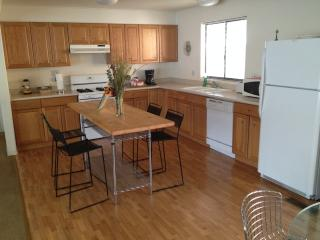 Fully equipped kitchen including dishwasher. Separate in-house laundry room