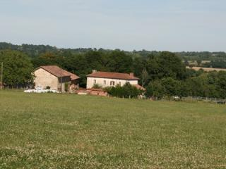 Bed & Breakfast on a French Farm selfcatering, Champsac