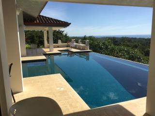 Spectaculr Hme InfinityPool Mins 2 Bst Beach in CR, San Juanillo