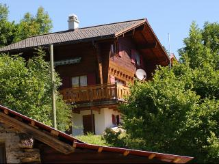 Beautiful 5-room chalet in quiet, sunny location, Anzere