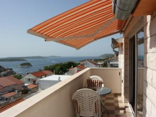 Villa Bella Vista Hvar rental with swimming pool