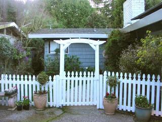 Charming Home with Gardens and Decks, Mill Valley