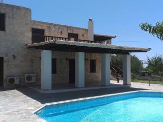 Traditional Stone Built House in Paphos, Pano Arodes