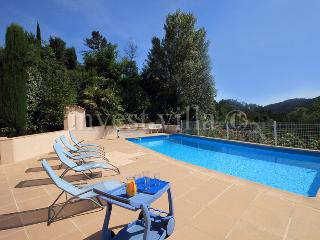 6264 Villa with heated pool nr Lake St Cassien, Montauroux