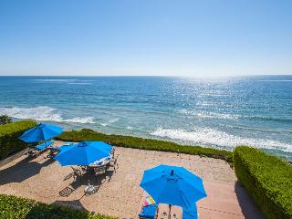 Listen to the waves from this oceanfront luxury home for 10., Encinitas