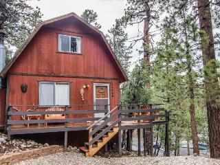 Cozy and secluded mountain home for 8, pet-friendly!, Big Bear City