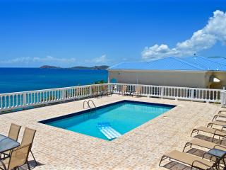 The Blue Sandcastle Villa, St. Thomas