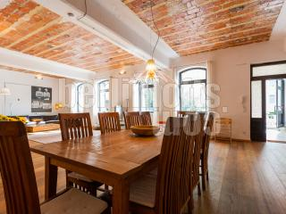 2 Story Horse Stable Vacation Rental in Berlin