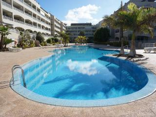 Ocean View Apartment with WiFi in Palm Mar, Palm-Mar