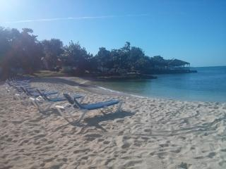 Get Away Paradise, on the beach, ocean view,, Negril