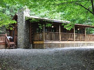 Shady Grove – Quiet Mountain Cabin with Easy Access and Fire Pit -- Less than 15 Minutes to Fly Fishing and Harrahs Casino, Dillsboro