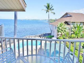 Beautiful 2 bedroom 2 bath with great ocean view!-SV3309, Kailua-Kona