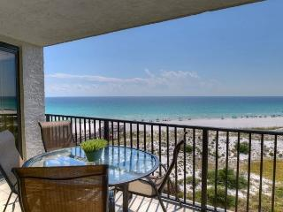Fabulous 6th floor gulf front condo. Recently updated. Free Shuttle, Sandestin