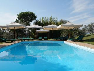 Villa Tuscany rental with private pool, a/c, wifi, Montespertoli