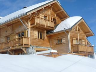 5 bedrooms chalet JARDIN in Toussuire By Hollystay, Fontcouverte-la-Toussuire