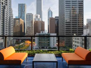 Chicago Downtown 1BR Suites Walk to Magnificent Mile