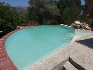 country house verde mare, Solarino