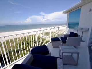 Treasure Island Gem - Magnificent Beach Front Pool Home! New Owner Upgrading!