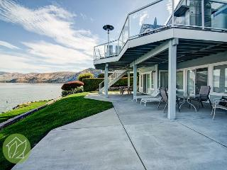 Wapato Point Waterfront Beach Retreat by Sage Vacation Rentals, Manson