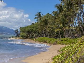 'Right on the beach' in Maui., Kihei