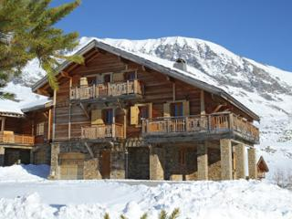 7 bedrooms chalet snow Alpe d'Huez By Hollystay, L'Alpe-d'Huez