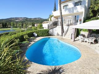 6175 Fabulous setting, overlooking golf course, Mandelieu-la-Napoule