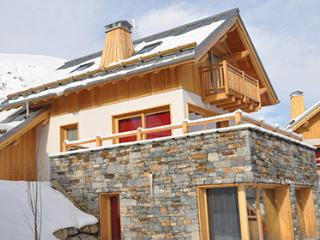 4 bedrooms chalet LE MAS Valloire By Hollystay