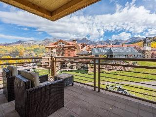 Granita 302 2 Bd / 2 Ba - Sleeps 6 - Luxury Condo - True Ski In Ski Out - Ideal Mountain Village Core Location at the top of Lift 1, Telluride
