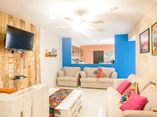 Mexican Guest House best location in Cancun
