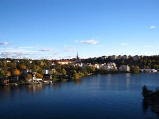 Charming Apartment Close To Both The City And Nature - 2852, Stockholm