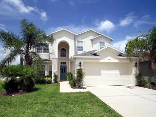00056419 - 5BR/4B Luxury Furnished Home with South-facing Pool near Disney and Universal Studios, Frostproof