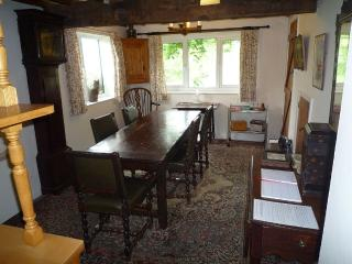 Modernised gamekeepers cottage, Tenbury Wells