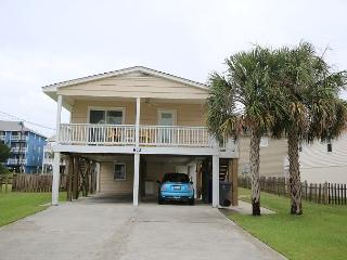 Beach Therapy - Great sound view three bedroom house, Carolina Beach